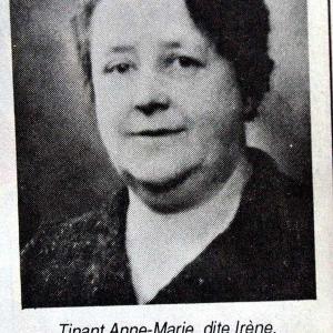 Irène Tinant