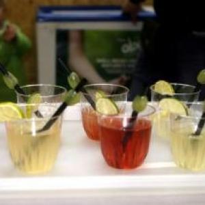 Cocktail a base d Aloe, un produit coreen