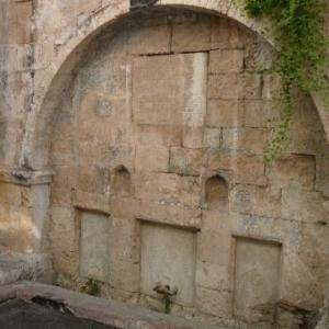 Une fontaine turque de Nauplie (Naflion)