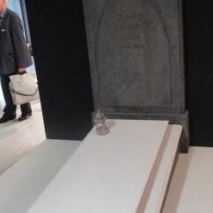 La sepulture de Dali et de son jeune frere ( meme prenom )