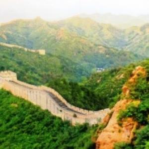 La muraille de Chine construite sous le regne de Ying Zheng