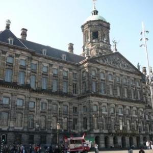 Amsterdam : le Palais Royal