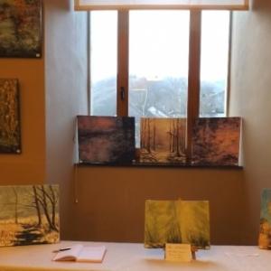 Exposition des artistes et artisans malmediens