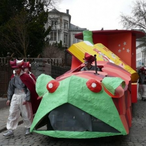 The Magical VLF Illusion Tour 2008 ( Vive La Fete - Stavelot)