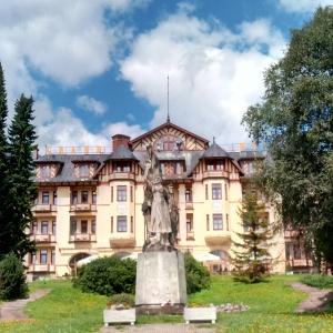 De nombreux hôtels ( photo : F. Detry )