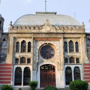 10) Sirkeci Garı, la gare de l'Orient-Express (Istanbul, Turquie)