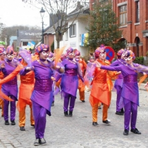 """Les Zygomars """" Cirque du soleil ( Classe 5eme )"""