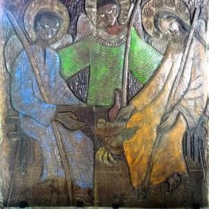 Visite du monastère