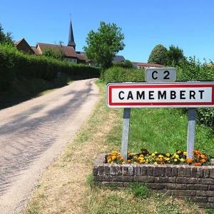 12)  La route du Camembert, sur les traces d'un trésor gourmand