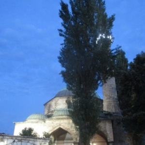 Sarajevo : la Grande Mosquee