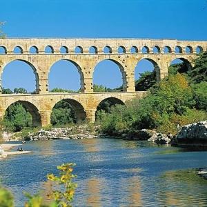 16 Pont du Gard (Gard)
