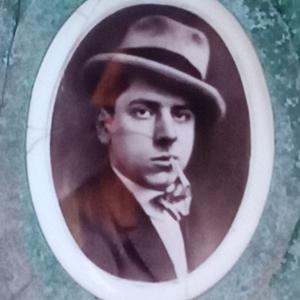 """17) Mr Crustin dit """"Al Capone""""  (Photo F. Detry )"""