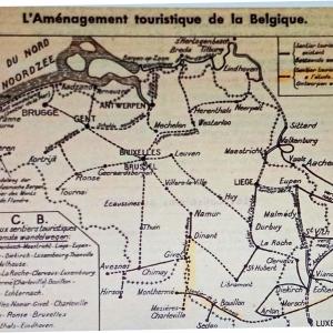 1 L'aménagement touristique de la Belgique