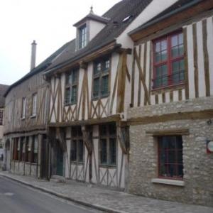 Maisons de la Place du Chatel