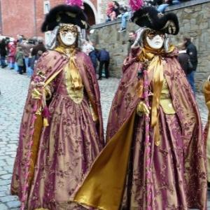 Costume du Carnaval de Venise