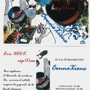 02.12 au 04.12 Exposition Eric Hock
