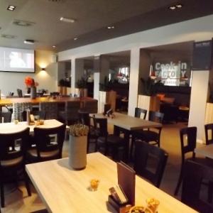 Le resto-brasserie de Intermills Business & Event Center