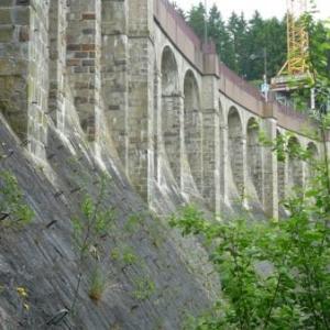 le mur cote vallee