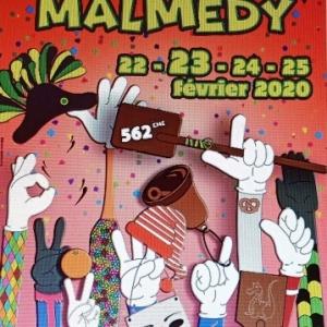 La salade russe, une des traditions du carnaval de Malmedy