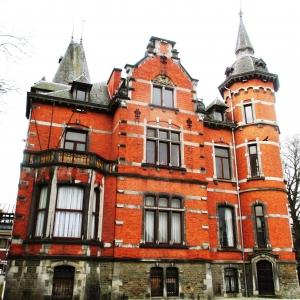 Villa Steisel à Malmedy