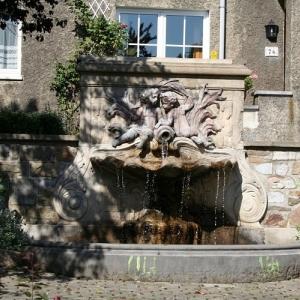 20. La Fontaine de la rue Mallar ( rue Léopold Mallard à 4802 Heusy )