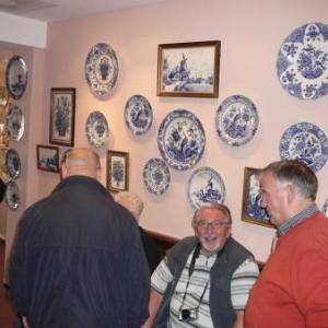 Delft : des participants bien dans leur assiette ...