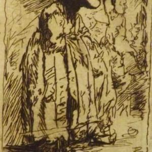 Mendiant et femme ( 1628 )