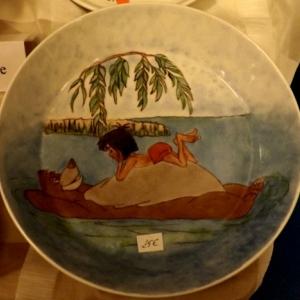Betty FEYEN // +32 (0)80 / 338772 Peintures sur porcelaine