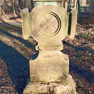 La pierre tombale