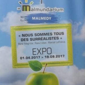 Expo du 01.04 au 19.09.2017