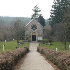 La chapelle de ND de l'Europe