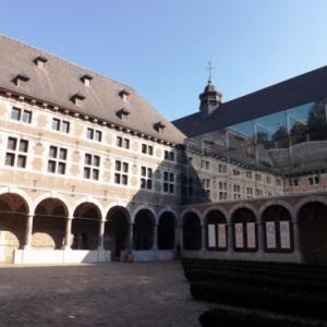 Liege : le Musee de la Vie wallonne