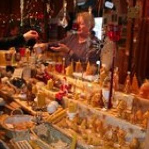 BOTRANGE   Marche de Noel dans les Hautes Fagnes
