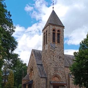 L'église date de 1910