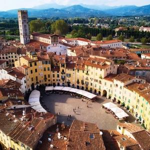 2. Lucques ( Lucca )