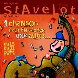 Stavelot     Une chanson peut en cacher une autre
