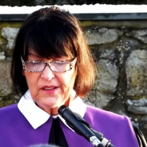 Intervention de Mme Treichel, representant l'Eglise protestante
