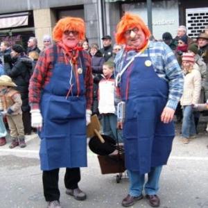 Province de Liège     Le Carnaval wallon