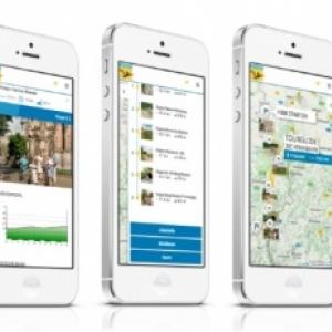 App pour smartphone