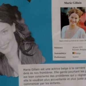81. La carriere de Marie Gillain