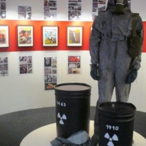 L'actualite  Tchernobyl