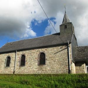 Chapelle St Quirin de Chôdes