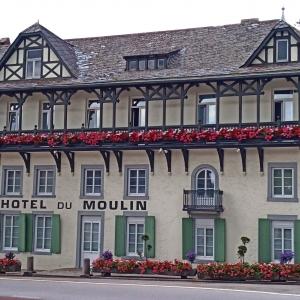 L'Hôtel Du Moulin ( 3 étoiles )