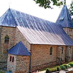 L'église St Aubin