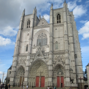 La cathedrale Sts Pierre et Paul de Nantes