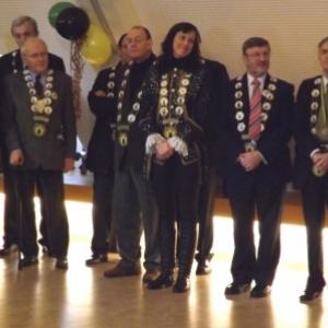 Reception de l'Orde do Cwarme : + Ms Nezer et Lambertz
