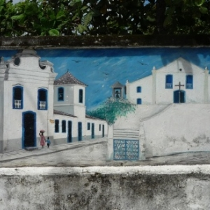 Goias : Decorations murales