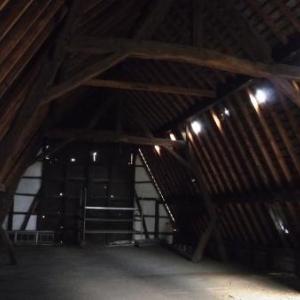 Vue d'ensemble du second etage