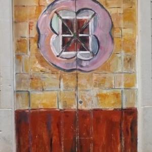 MADEIRA                                 Les portes peintes de Funchal