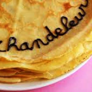 Li Tchand'leûr ou Fièsse des tchandèles ( La Chandeleur ou Fête de des chandelles ). ( Li calendriyer walon )